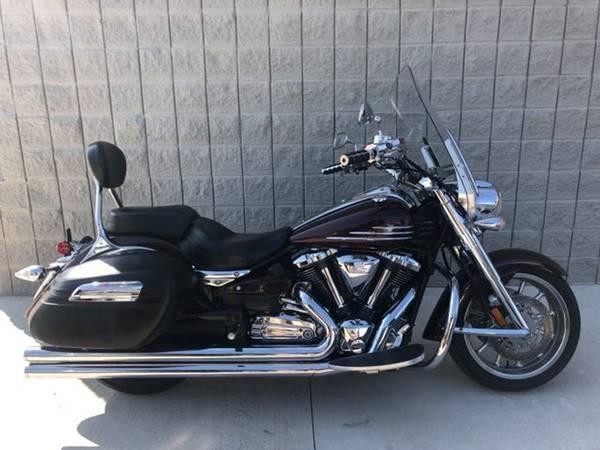 Photo 2009 Yamaha Stratoliner XV1900CT - $5,988 (Yamaha Stratoliner)