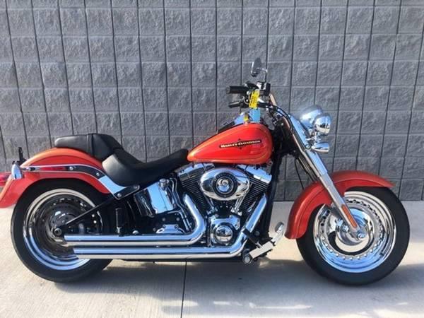 Photo 2012 Harley-Davidson Softail Fat Boy - $9,981 (Harley-Davidson Softail)