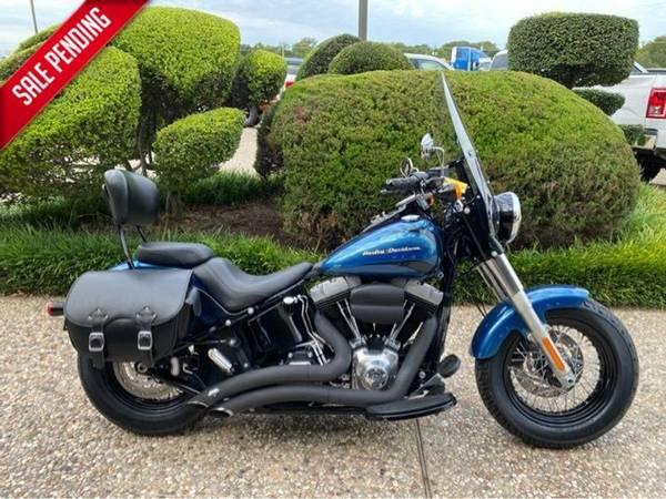 Photo 2014 Harley-Davidson Softail Slim FLS - $11,677 (Harley-Davidson Softail Slim)