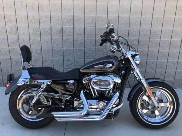 Photo 2014 Harley-Davidson Sportster 1200 Custom XL1200C - $6,981 (Harley-Davidson Sportster 1200 Custom)