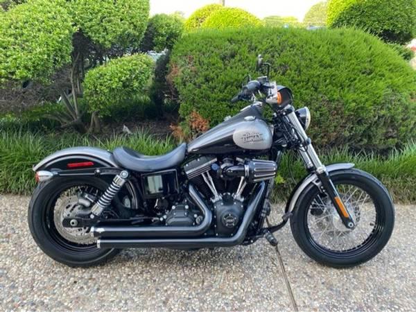 Photo 2016 Harley-Davidson FXDB Dyna Street Bob - $13,477 (Harley-Davidson FXDB Dyna Street Bob)