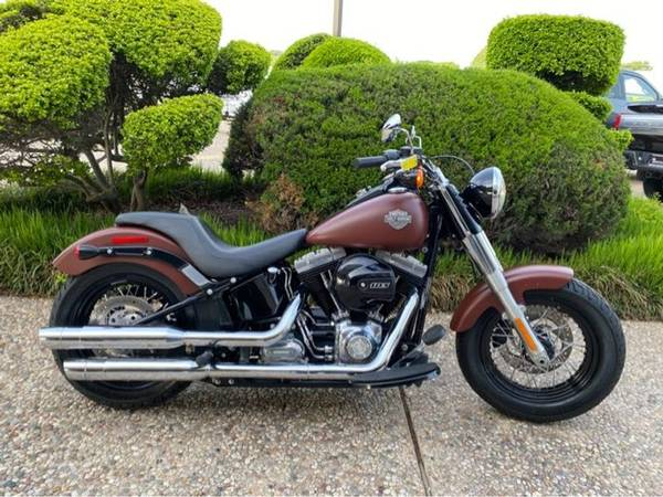 Photo 2017 Harley-Davidson Softail Slim FLS103 - $12,984 (Harley-Davidson Softail Slim)
