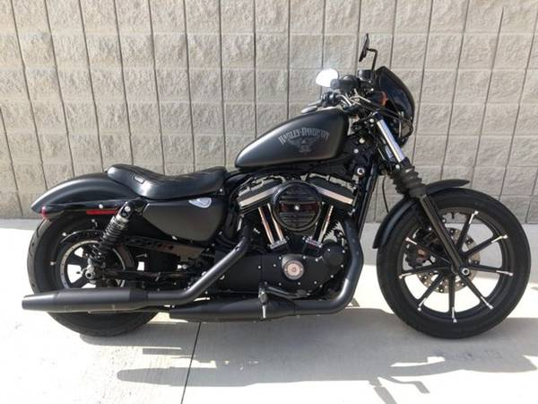 Photo 2017 Harley-Davidson XL883N Sportster Iron 883 - $7,377 (Harley-Davidson XL883N Sportster Iron 883)