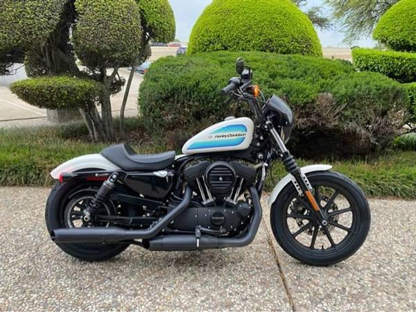Photo 2019 Harley-Davidson XL1200NS Sportster Iron 1200 - $8,850 (Harley-Davidson XL1200NS Sportster Iron 1200)