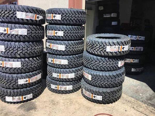 Photo 33quot 35quot 37quot Toyo Nitto Atturo off road MUD tires  FINANCING AVAILABLE (ODESSA)