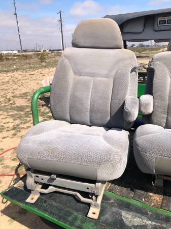 Photo 98 Chevy bucket seats - $400