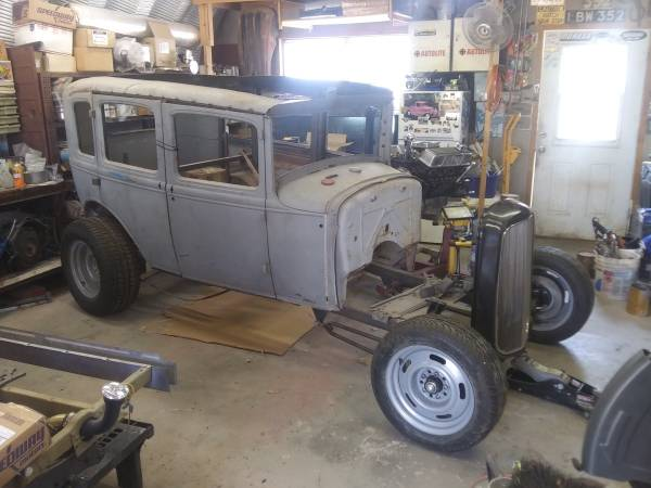 Photo For Sale or Trade 1930-31 Ford Model A - $4,500 (Big Spring, Texas)
