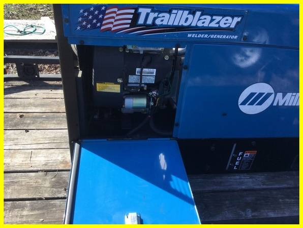 Photo Miller Trailblazer 302 EFI fuel injected Quiet compared to older model - $809 (odessa gt)