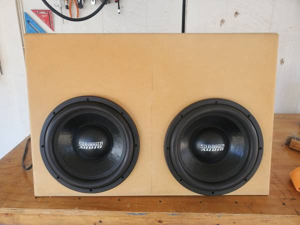 Photo Sundown audio sa 12s - $400 (Odessa tx)