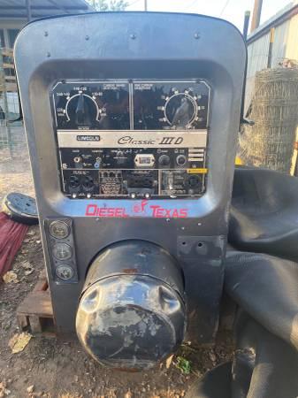 Photo Welding machine - $5,500 (Odessa)