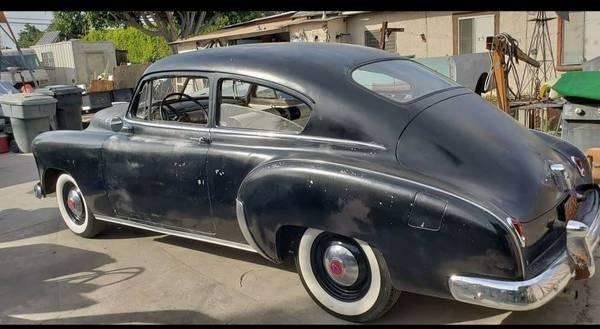 Photo 1950 Chevy Fleetline Fastback - $13,000 (South Weber)
