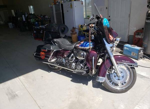 Photo 2005 Harley-Davidson FLHTCUI Ultra Classic Electra Glide - $17,000 (Rigby)