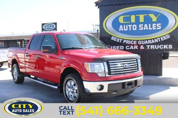 Photo 2010 Ford F-150 XLT Pickup 4D 5 12 ft - $20,000 (_Ford_ _F-150_ _Truck_)