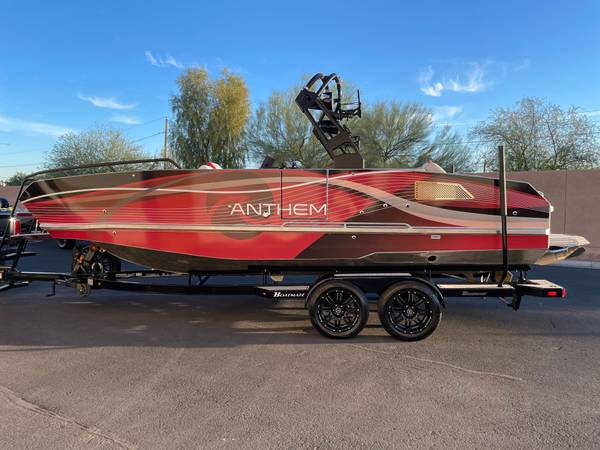 Photo 2021 Anthem 23 Karma Surf Deck Boat ( Factory Demo Unit) - $139,900 ((Trades Welcome Financing Available OAC))