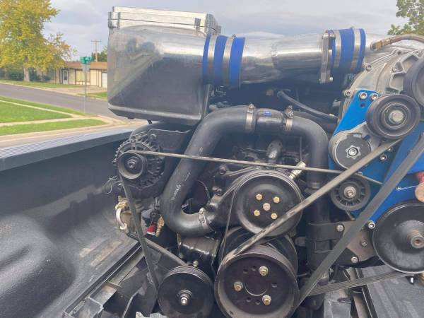 Photo Chevy Big Block W SuperCharger - $4,000 (Layton)