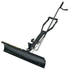 Photo Craftsman snow plow blade with bracket and handle - $199 (Pocatello)