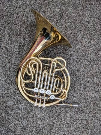 Photo Double French Horn - $2,000 (Rexburg)