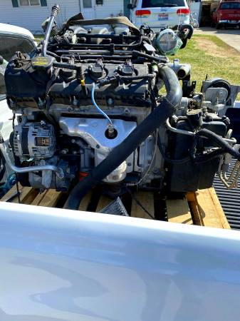 Photo Ford EngineTransmission for sale - $1,300 (Twin Falls)