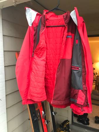 Photo Patagonia womens 3 in 1 jacket (size M) - $180 (Midvale)