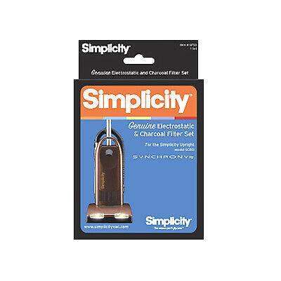 Photo Simplicity Genuine Electrostatic  Charcoal Filter Set - $13 (Layton)