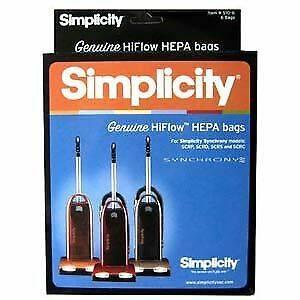 Photo Simplicity Genuine HEPA Media Vacuum Bags - $25 (Layton)