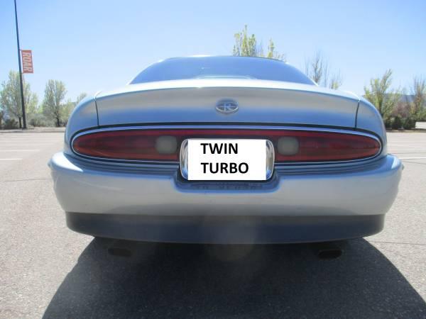 Photo Twin Turbo Buick Riviera - $5,500 (Pocatello)