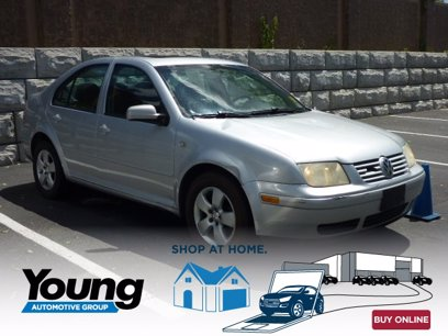 Photo Used 2003 Volkswagen Jetta GLS for sale
