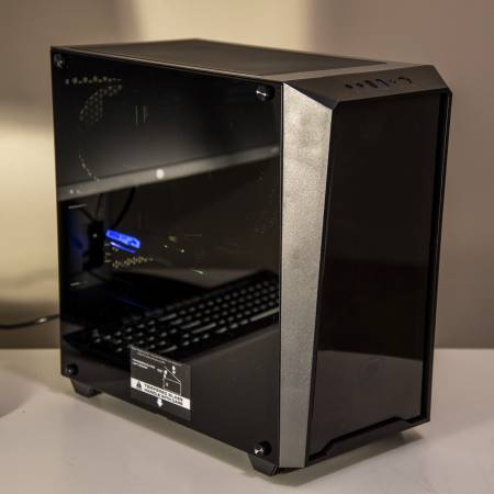 Photo new high end 1440p gaming pc 9900k 1660ti - $1,300 (sandy)