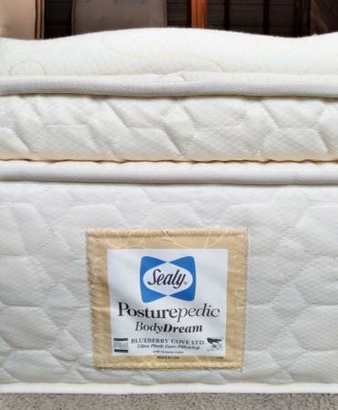 Photo 16quot Sealy Posturepedic pillowtop king bed - $250 (DeFuniak)