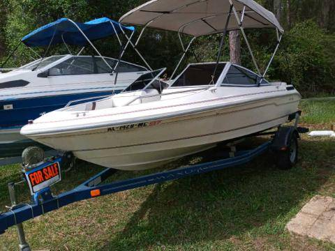 Photo 17ft Sea Ray Open Bow 2000 Fast, Safe n Comfortable Ready 4 Water - - $7,990 (Mary Esther)