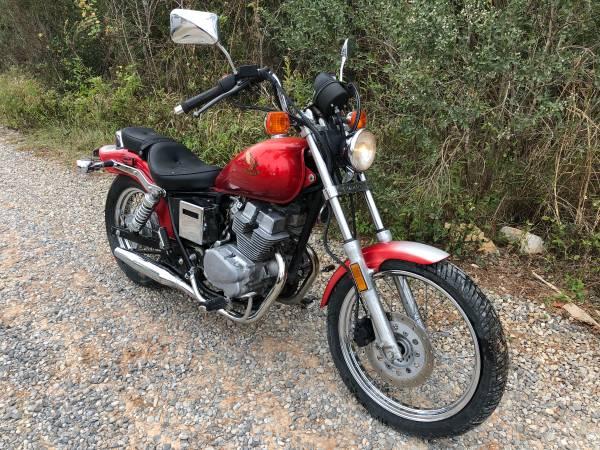 Photo 1985 Honda 250 Rebel - $2,200 (Gulf Breeze)