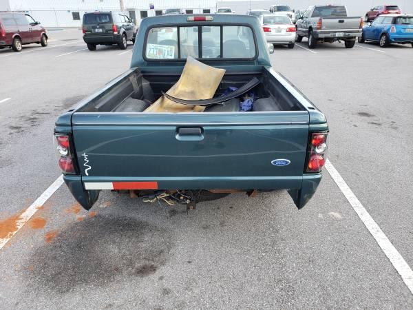 Photo 1996 Ford ranger - $1000 (Crestview)