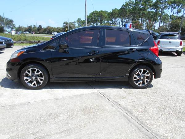 Photo 2015 NISSAN VERSA SR - $9,500 (Navarre)