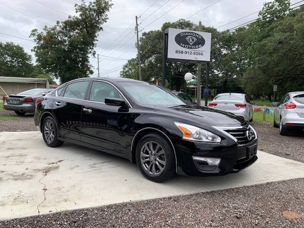 Photo 2015 Nissan Altima S CLEAN Car Check it Out - $9,880 (PENSACOLA)