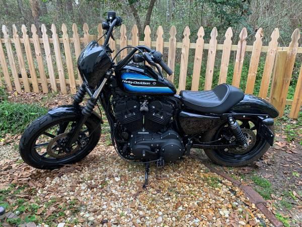 Photo 2019 Harley XL1200 IRON - $9,000 (Tallahassee)