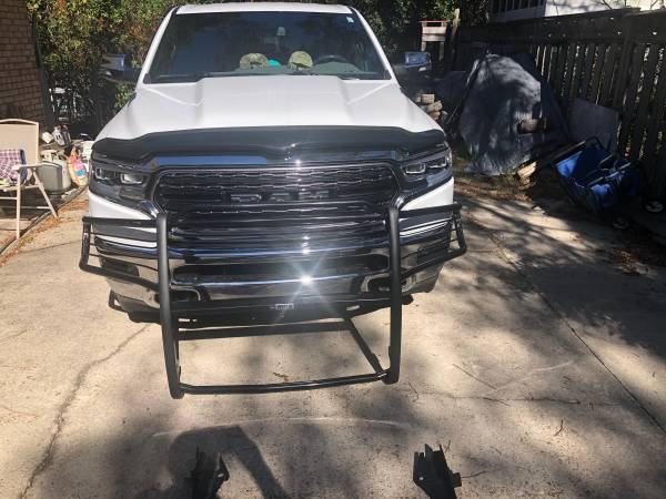 Photo 2020 RAM 1500 Brush Guard - $300 (Poquito Bayou)
