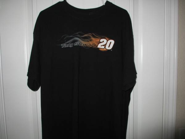 Photo 20 Tony Stewart - New Without Tags - Size - XL - $12 (Niceville, Fl)
