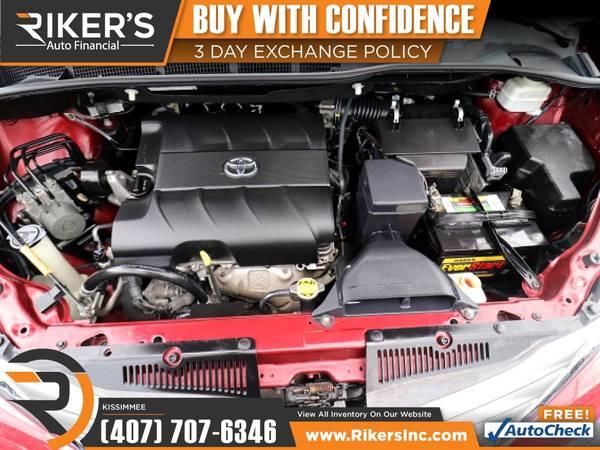 Photo $225mo - 2013 Toyota Sienna XLE - 100 Approved - $225 (2776 N Orange Blossom Trail, Kissimmee FL, 3474)