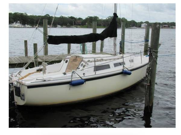 Photo 84 Catalina 25 with pop up cover - $5,000 (Niceville)