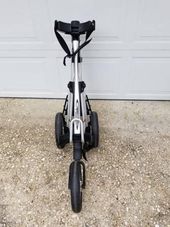 Photo Bag Boy 3 wheel golf cart - $60 (Crestview)