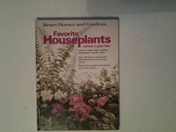 Photo Better Homes and Garden (Houseplants) 2$1 - $1 (Crestview)