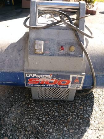 Photo Capspray 9100 hvlp 4 stage paint sprayer - $150 (Crestview)