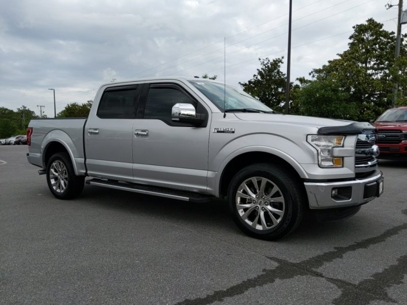 Photo Certified 2016 Ford F150 Lariat for sale