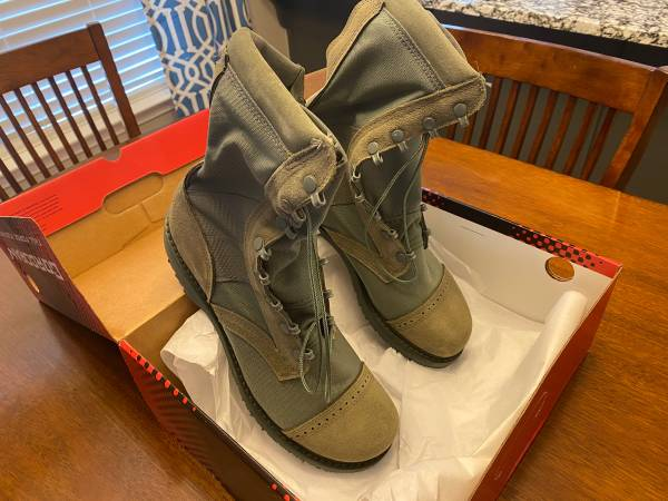 Photo Corcoran Military Jump Boots - $100 (Mary Esther)