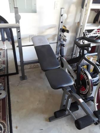 Photo Golds gym weight bench - $50 (Fort Walton Beach)