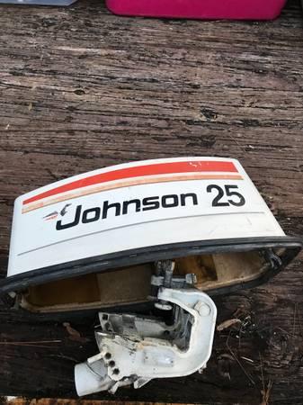 Photo Mercury 9.8 Boat Motor, Evinrude Foot, Steering wheel, (Crestview)
