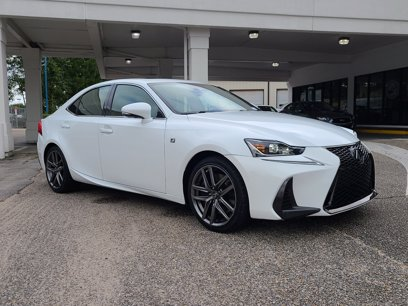 Photo Used 2017 Lexus IS 200t F Sport for sale