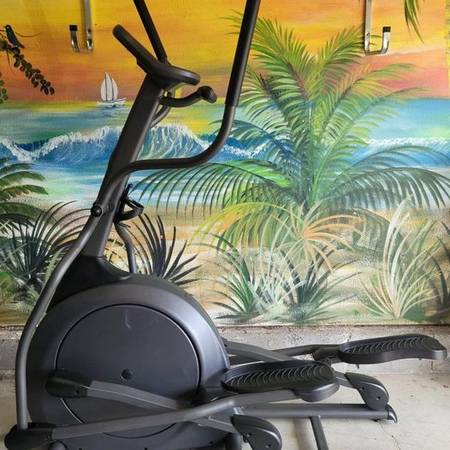 Photo Vision Fitness X1400 Elliptical - $360 (Gulf Breeze)
