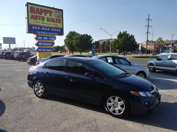 Photo 08 Honda civic - $4,995 (Oklahoma City)