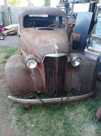 Photo 1937 chevy 2dr. sedan - $1,000 (fairview)